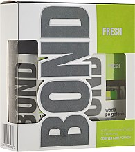 Kup Zestaw dla mężczyzn - Bond Fresh (deo/spray 150 ml + ash/lot 100 ml)