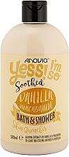 Kup Żel pod prysznic i do kąpieli Makadamia i wanilia - Anovia Vanilla & Macadamia Bath & Shower