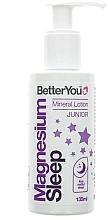 Kup Balsam do ciała z magnezem - BetterYou Magnesium Sleep Mineral Lotion Junior