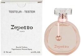 Repetto Eau de Toilette - Woda toaletowa (tester z nakrętką) — фото N4