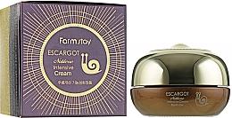 Kup Krem pod oczy ze śluzem ślimaka - FarmStay Escargot Noblesse Intensive Eye Cream