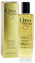 Kup Nabłyszczający fluid z olejem arganowym - Fanola Oro Therapy Fluido Oro Puro