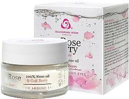 Kup Krem pod oczy - Bulgarian Rose Rose Berry Nature Cream Around Eyes