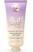 Kup Maska do ciała - Fluff Superfood Apple Pie Sleeping Overnight Body Mask