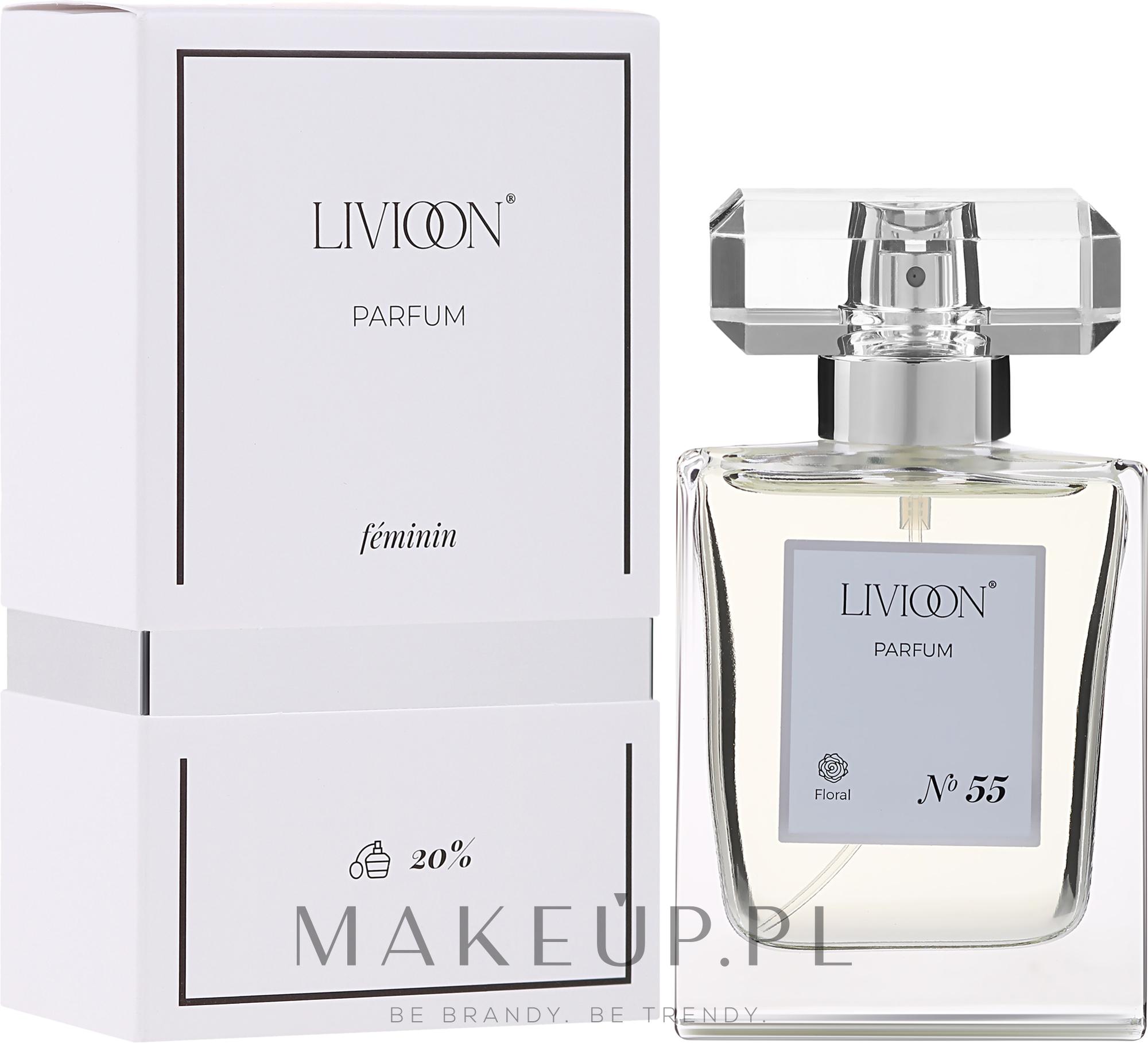 PRZECENA! Livioon №55 - Perfumy * — фото 50 ml