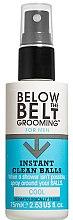 Kup Odświeżający spray do higieny intymnej dla mężczyzn - Below The Belt Grooming Instant Clean Balls Cool Spray
