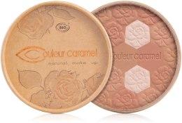 Kup Mozaikowy puder do twarzy - Couleur Caramel Powder