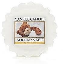 Kup Wosk zapachowy - Yankee Candle Soft Blanket Tarts Wax Melts