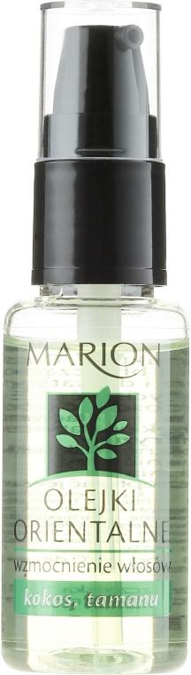 Wzmacniający olejek do włosów - Marion Olejki orientalne