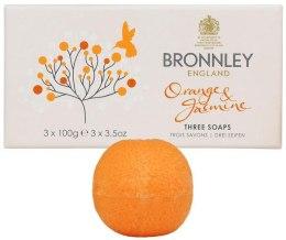 Kup Zestaw mydeł - Bronnley Orange and Jasmine Soap