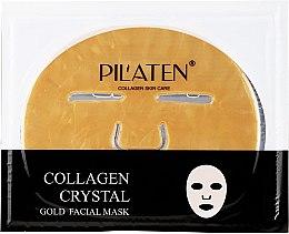 Kup Maska do twarzy z kolagenem - Pilaten Collagen Crystal Gold Facial Mask