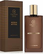 Collistar Acqua Wood - Woda toaletowa — фото N2