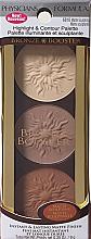 Paletka do konturowania twarzy - Physicians Formula Bronze Booster Glow-Boosting Strobe and Contour Palette Matte Sculpting Palette  — фото N2