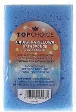 Kup Gąbka do kąpieli 30413, niebieska - Top Choice