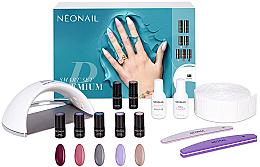 Kup PRZECENA! Zestaw startowy do hybryd - NeoNail Professional Smart Set Premium *