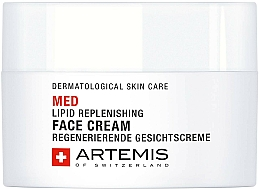 Kup Rewitalizujący krem lipidowy do twarzy - Artemis of Switzerland Med Lipid Replenishing Face Cream