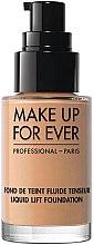 Kup Liftingujący podkład do twarzy - Make Up For Ever Liquid Lift Foundation