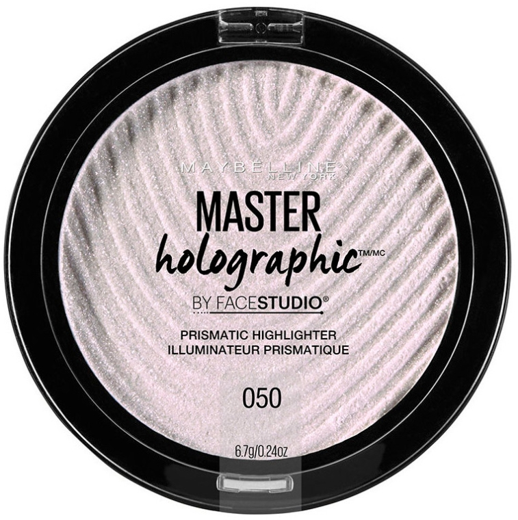 Rozświetlacz do twarzy - Maybelline Master Holographic Prismatic Highlighter — фото N1
