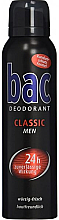 Kup Dezodorant dla mężczyzn - Bac Classic 24h Deodorant