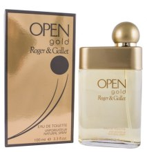Kup Roger & Gallet Open Gold - Woda toaletowa