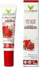 Kup Krem pod oczy Granat - Cosnature Eye Cream Pomegranate