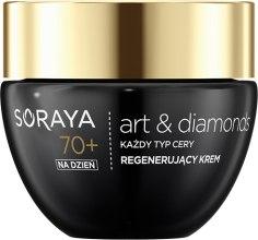 Kup Regenerujący krem do twarzy na dzień 70+ - Soraya Art&Diamonds