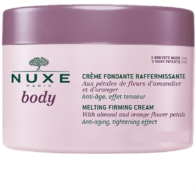Ujędrniający krem do ciała - Nuxe Body Fondant Firming Cream