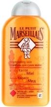 Kup Szampon do włosów suchych Mleczko karite i miód - Le Petit Marseillais