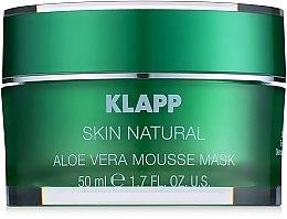 Zestaw - Klapp Skin Natural Face Care Set (mask/50ml + gel/15ml) — фото N3