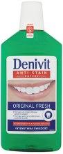 Kup Antybakteryjny płyn do płukania jamy ustnej Intensywna świeżość - Denivit Anti-Stain Expert Original Fresh
