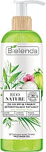 Kup Żel do mycia twarzy - Bielenda Eco Nature Coconut Water Green Tea & Lemongrass Detox & Mattifyng Face Wash Gel