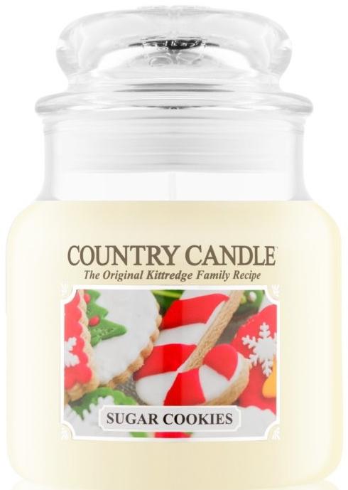 Świeca zapachaowa - Country Candle Sugar Cookies — фото N1