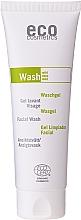 Kup Preparat do mycia twarzy z zieloną herbatą i liśćmi winogron - Eco Cosmetics Facial Wash
