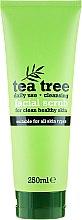 Kup Oczyszczający peeling do twarzy Drzewo herbaciane - Xpel Marketing Ltd Tea Tree Facial Scrub