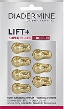 Kup Kapsułki liftingujące do twarzy - Diadermine Lift+ Super Filler Capsules