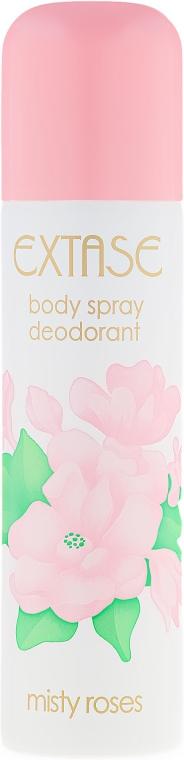 Perfumowany dezodorant w sprayu - Extase Misty Roses