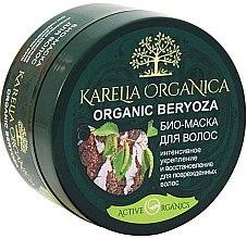 Kup Biomaska do włosów zniszczonych Intensywne wzmocnienie i regeneracja Organiczna brzoza - Fratti HB Karelia Organica