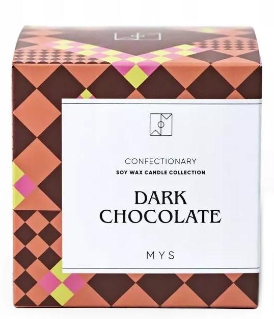 Sojowa świeca Ciemna czekolada - Mys Dark Chocolate Candle — фото N3