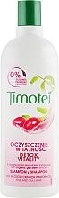Kup Witaminowy szampon do włosów cienkich i matowych - Timotei Explosion Vitality Shampoo