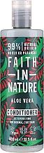 Kup Odżywka do włosów normalnych i suchych Aloe vera - Faith In Nature Aloe Vera Conditioner