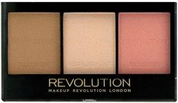 Kup Zestaw do konturowania twarzy - Makeup Revolution Ultra Sculpt & Contour Kit