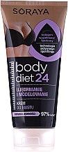 Kup Krem do biustu Ujędrnianie i modelowanie - Soraya Body Diet 24 Bust cream