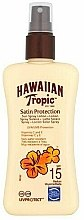 Kup Kremowy balsam do ciała - Hawaiian Tropic Protective Sun Spray Lotion SPF 15