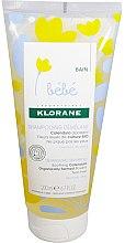 Kup Delikatny szampon ułatwiający rozczesywanie do włosów dla dzieci - Klorane Bebe Gentle Detangling Shampoo