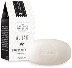 Kup Mleczne mydło do rąk - Scottish Fine Soaps Au Lait Luxury Milk Soap
