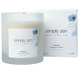 Kup Świeca zapachowa - Z. One Concept Simply Zen Relaxing Scented Candle