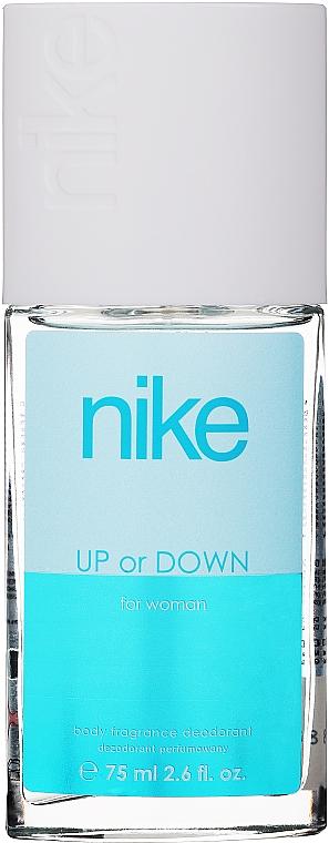 Nike Up or Down For Woman - Perfumowany dezodorant w atomizerze