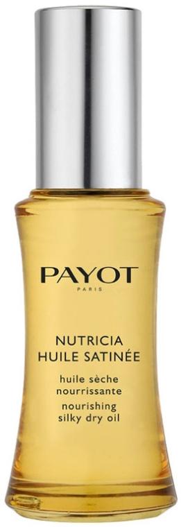 Ultraodżywczy suchy olejek do twarzy - Payot Nutricia Huile Satinée Ultra-Nourishing Silky Dry Oil