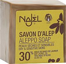 Kup Mydło z Aleppo z 30% olejem laurowym - Najel Aleppo Soap 30% Bay Laurel Oil