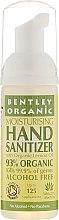 Kup Nawilżający żel antybakteryjny do rąk z organicznym olejkiem cytrynowym - Bentley Organic Moisturising Hand Sanitizer